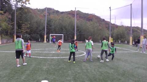 ゆるUNO 11/20(日) at UNOフットボールファーム_a0059812_10442548.jpg