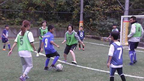 ゆるUNO 11/20(日) at UNOフットボールファーム_a0059812_1046480.jpg
