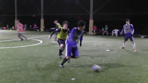 UNO 11/22(火) at UNOフットボールファーム_a0059812_12224269.jpg