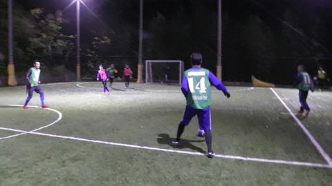 UNO 11/22(火) at UNOフットボールファーム_a0059812_1223108.jpg