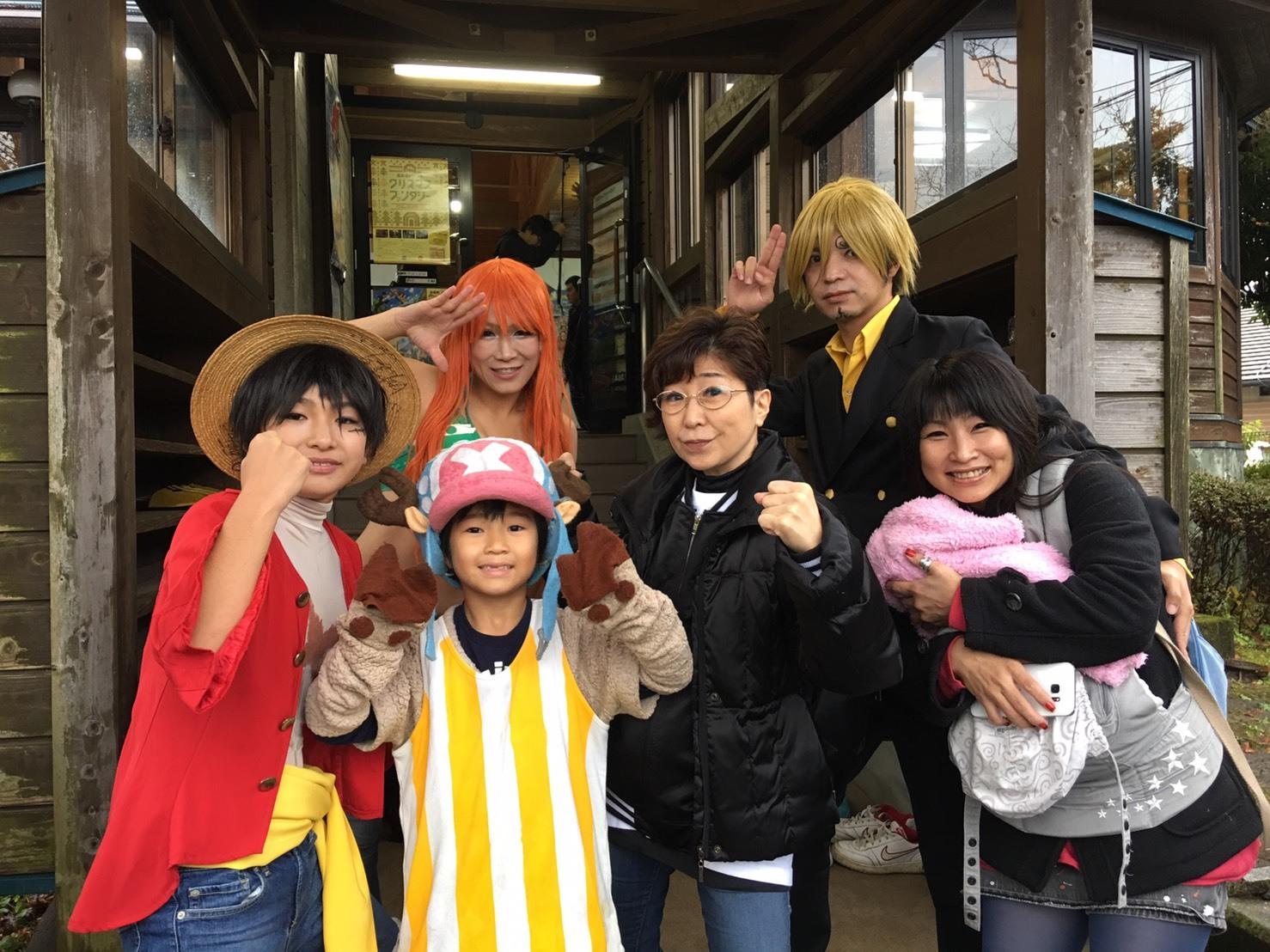 南阿蘇鉄道「ワンピースラッピング列車」出発セレモニー_a0163623_23175354.jpg