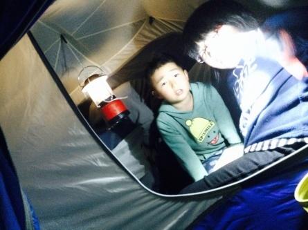 リス森キャンプ!_f0101226_21363921.jpg