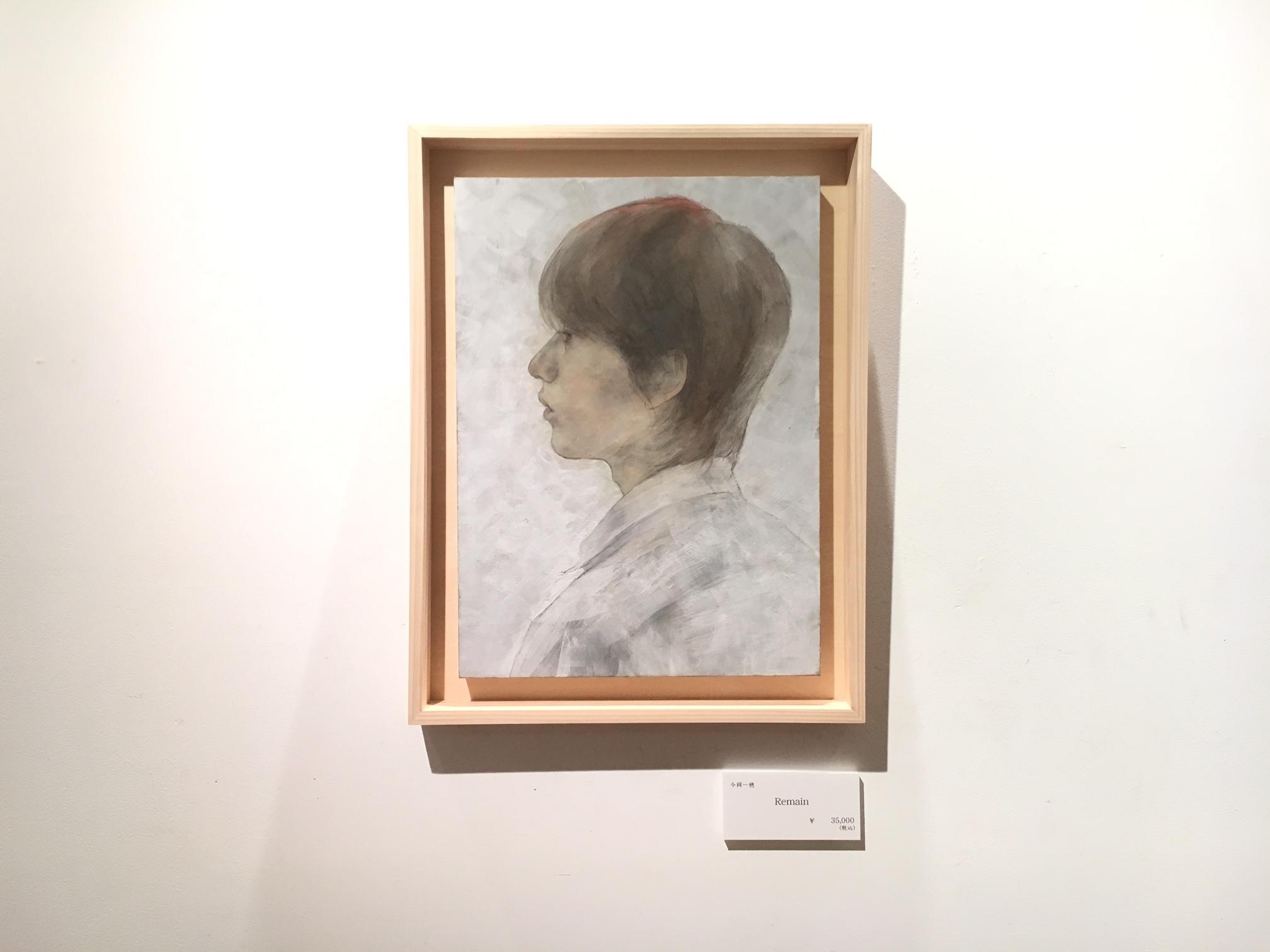 日本画八人展 Art Space-MEISEI_e0255740_20310318.jpg