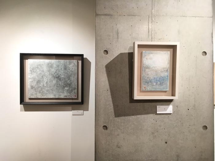 日本画八人展 Art Space-MEISEI_e0255740_20321697.jpg