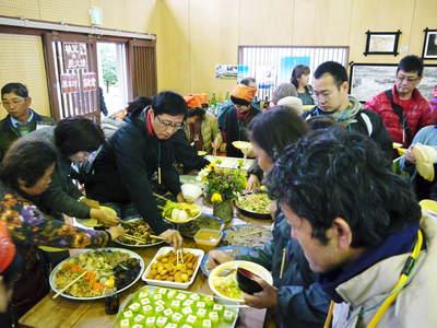 家庭料理大集合!『水源食の文化祭』2016 心温まる家庭料理が目白押し!(前編)_a0254656_19445350.jpg