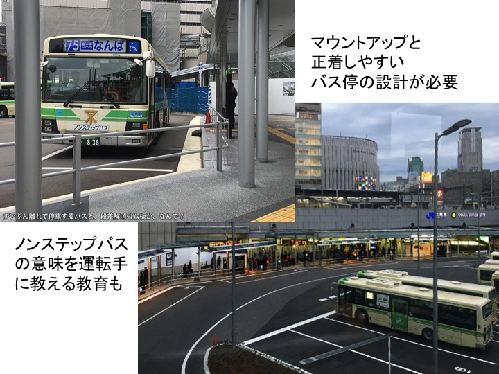 名古屋駅バリアフリーヒヤリングのための問題整理1_c0167961_22122894.jpg