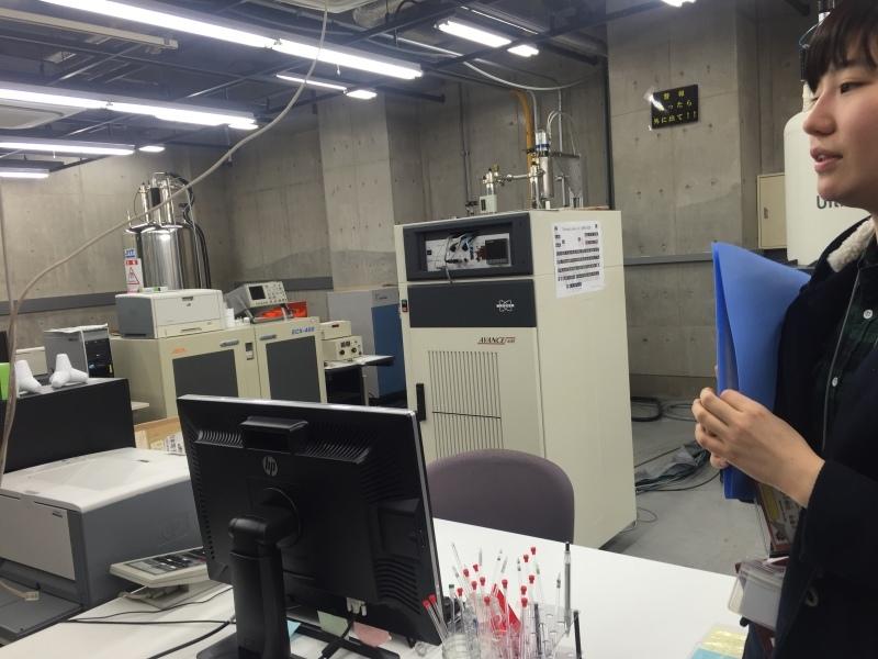 リケジョになりたい!(早稲田大学理工学部キャンパスツアー)_c0366777_23392361.jpg
