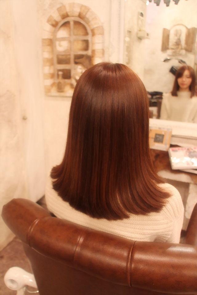 頭皮が臭ったりベタつくのに、毛先は乾燥しませんか?_b0210688_21464456.jpg