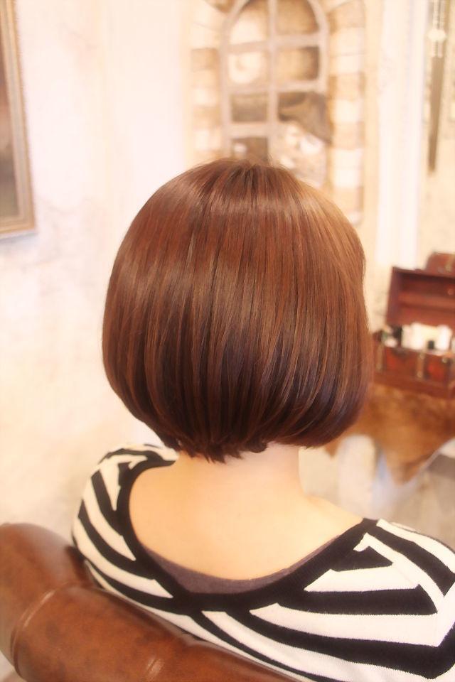 頭皮が臭ったりベタつくのに、毛先は乾燥しませんか?_b0210688_21465384.jpg