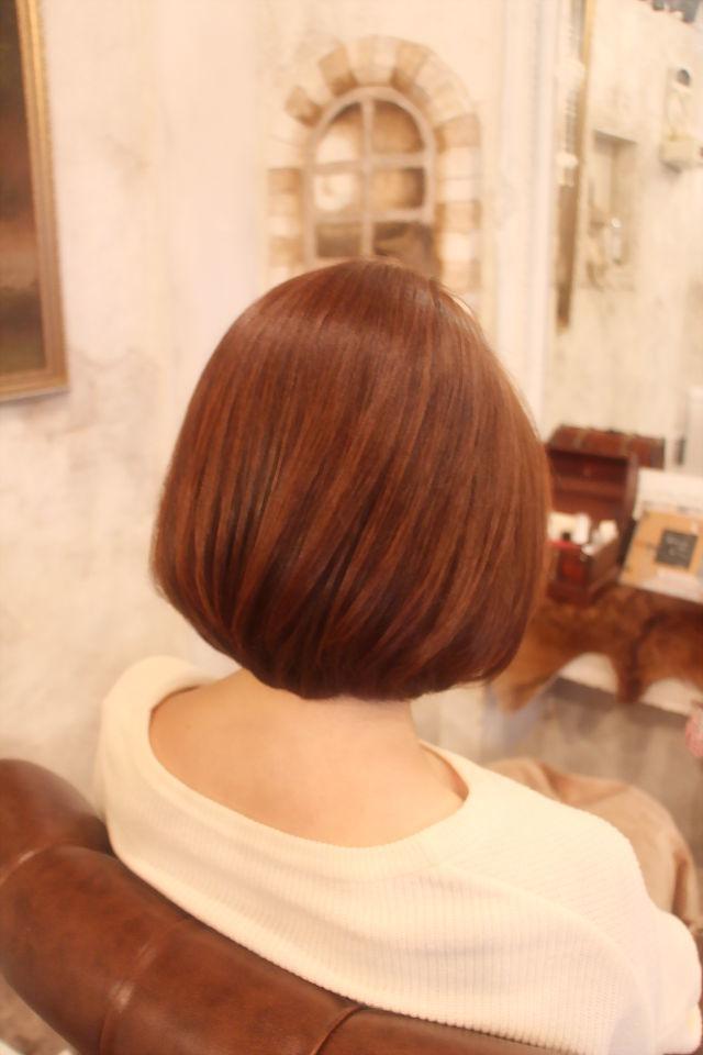 頭皮が臭ったりベタつくのに、毛先は乾燥しませんか?_b0210688_21470066.jpg
