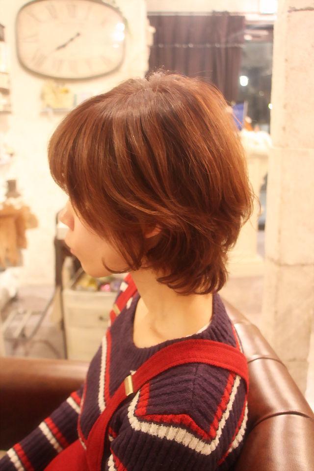 頭皮が臭ったりベタつくのに、毛先は乾燥しませんか?_b0210688_21470781.jpg