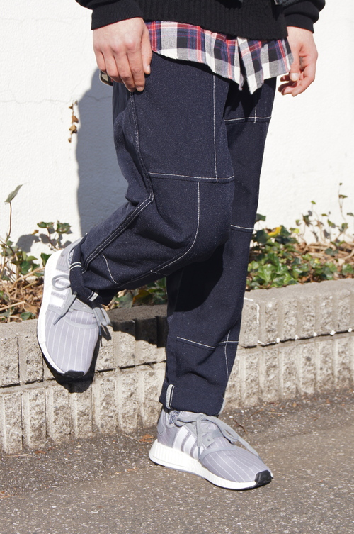 UNDERPASS - MA-1 × Wide Pant._c0079892_19133855.jpg