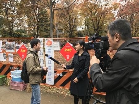 美女获奖者参加汉语角,美女记者采访汉语角_d0027795_19465310.jpg
