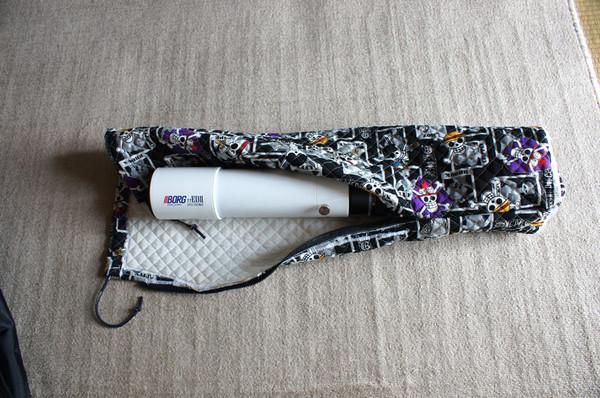 デジボーグ77EDⅡの布袋作成!_e0362696_15035245.jpg