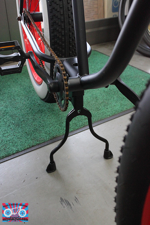 ファットバイクにお勧め、ダブルレッグ センター スタンド_e0126901_12353032.jpg
