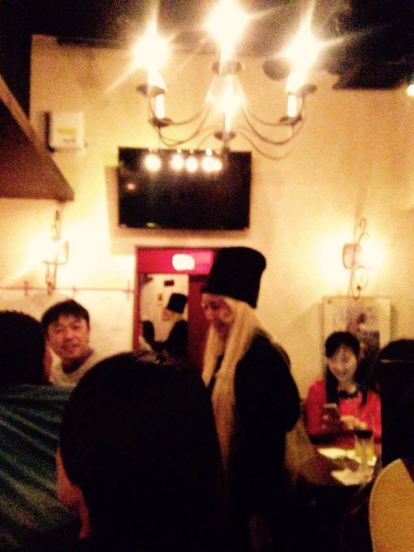 miumiu11周年記念祭り~②音楽会とトゥモローからの鉄郎・・~_a0050302_017765.jpg