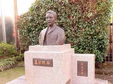 夏目漱石(雑司ケ谷霊園に眠る有名人⑦)_c0187004_23353878.jpg