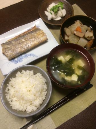 太刀魚の塩焼き_d0235108_20243180.jpg