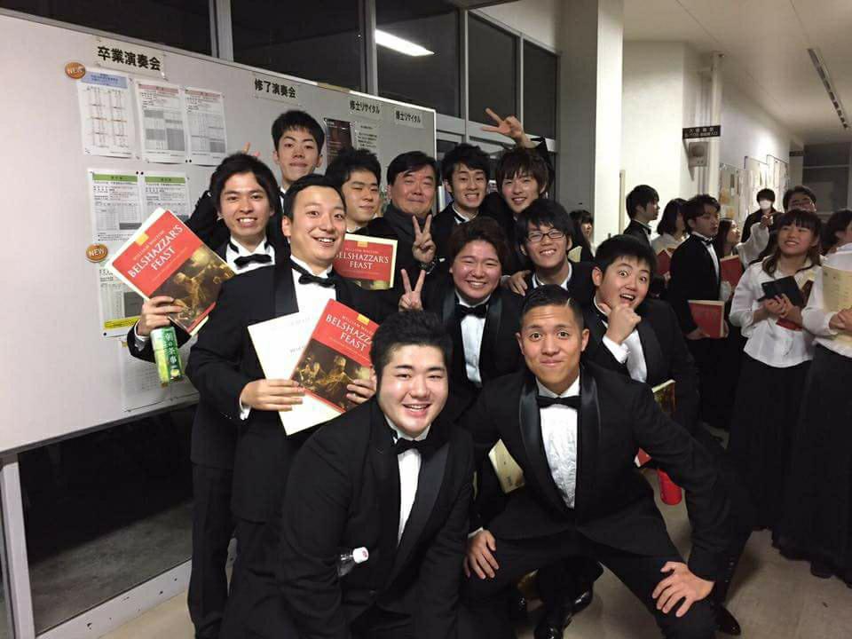 藝大フィルハーモニア合唱定期演奏会へ@奏楽堂_a0157409_16360488.jpg