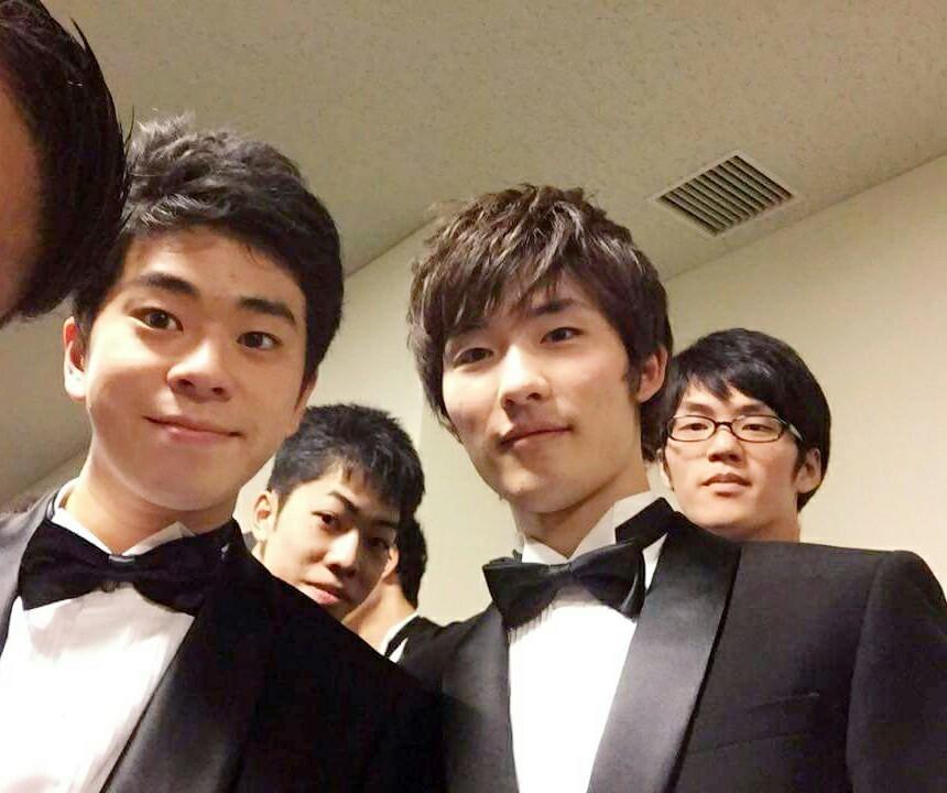 藝大フィルハーモニア合唱定期演奏会へ@奏楽堂_a0157409_16364639.jpg