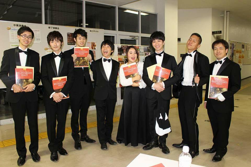 藝大フィルハーモニア合唱定期演奏会へ@奏楽堂_a0157409_17004033.jpg