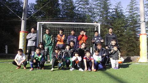 ゆるUNO 11/26(土) at UNOフットボールファーム_a0059812_1594987.jpg