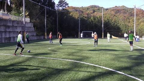 ゆるUNO 11/26(土) at UNOフットボールファーム_a0059812_245788.jpg