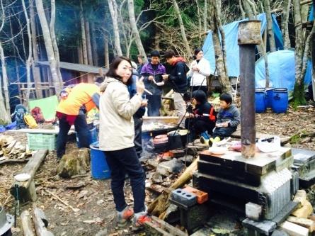 リス森キャンプ!_f0101226_21320571.jpg