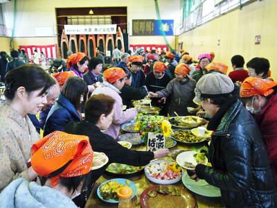 家庭料理大集合!『水源食の文化祭』2016 心温まる家庭料理が目白押し!(後編)_a0254656_17503594.jpg
