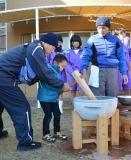 1月21日(土):岩倉スポーツクラブ 「餅つき&伝承遊び」_d0262758_12273882.jpg