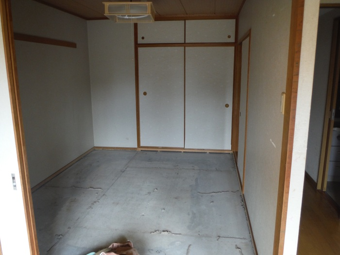 中古マンションリフォーム ~ 和室の壁工事_d0165368_10592068.jpg
