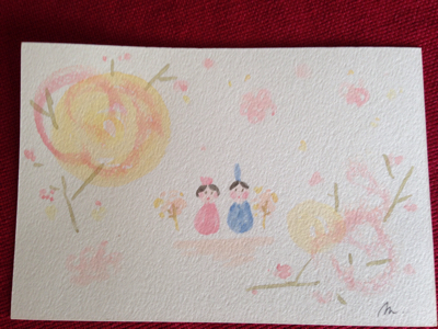 新月前のインスピアート no.2  in  モカ ***_e0290872_19234523.jpg