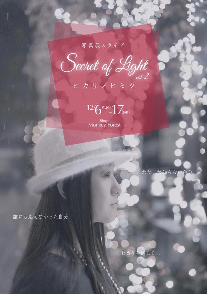 Secret of Light vol.2展開催します_c0135079_5244028.jpg