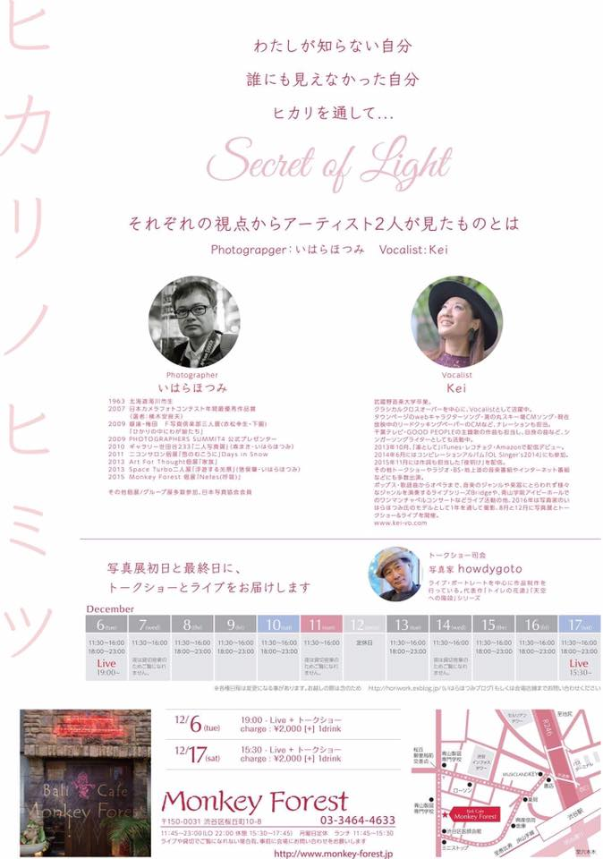Secret of Light vol.2展開催します_c0135079_5245441.jpg