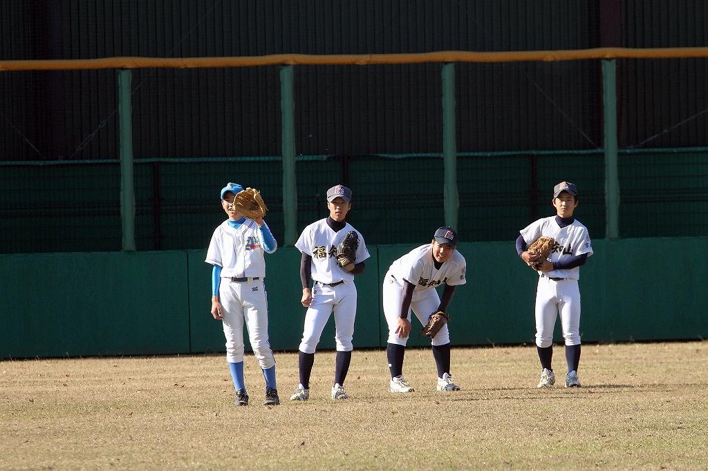 第1回日本少年野球マツダボール旗争奪3年生大会 vs二条.京丹後ボーイズ2_a0170082_1544443.jpg