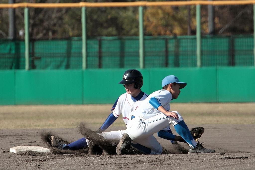 第1回日本少年野球マツダボール旗争奪3年生大会 vs二条.京丹後ボーイズ2_a0170082_1550329.jpg