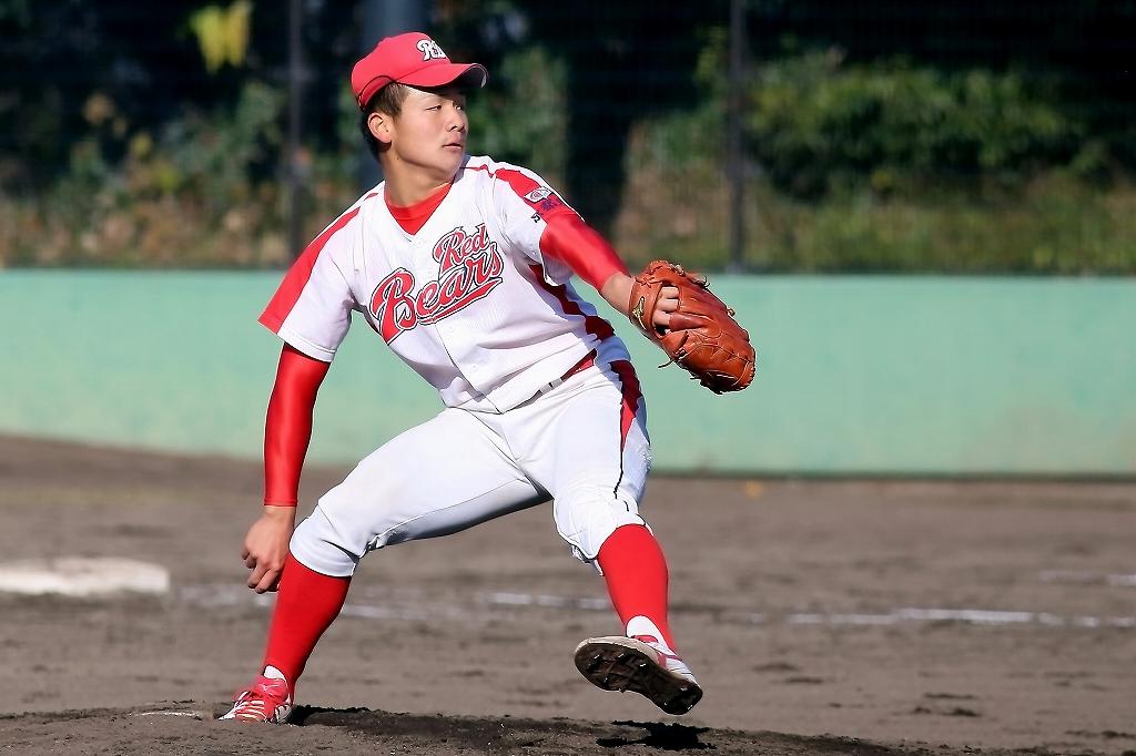 第1回日本少年野球マツダボール旗争奪3年生大会 東山ボーイズ_a0170082_934899.jpg
