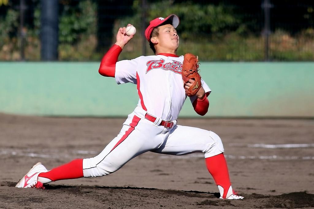 第1回日本少年野球マツダボール旗争奪3年生大会 東山ボーイズ_a0170082_935372.jpg