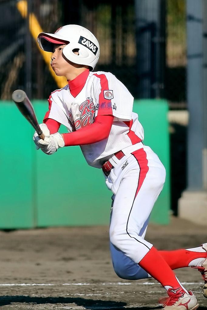 第1回日本少年野球マツダボール旗争奪3年生大会 東山ボーイズ_a0170082_942345.jpg