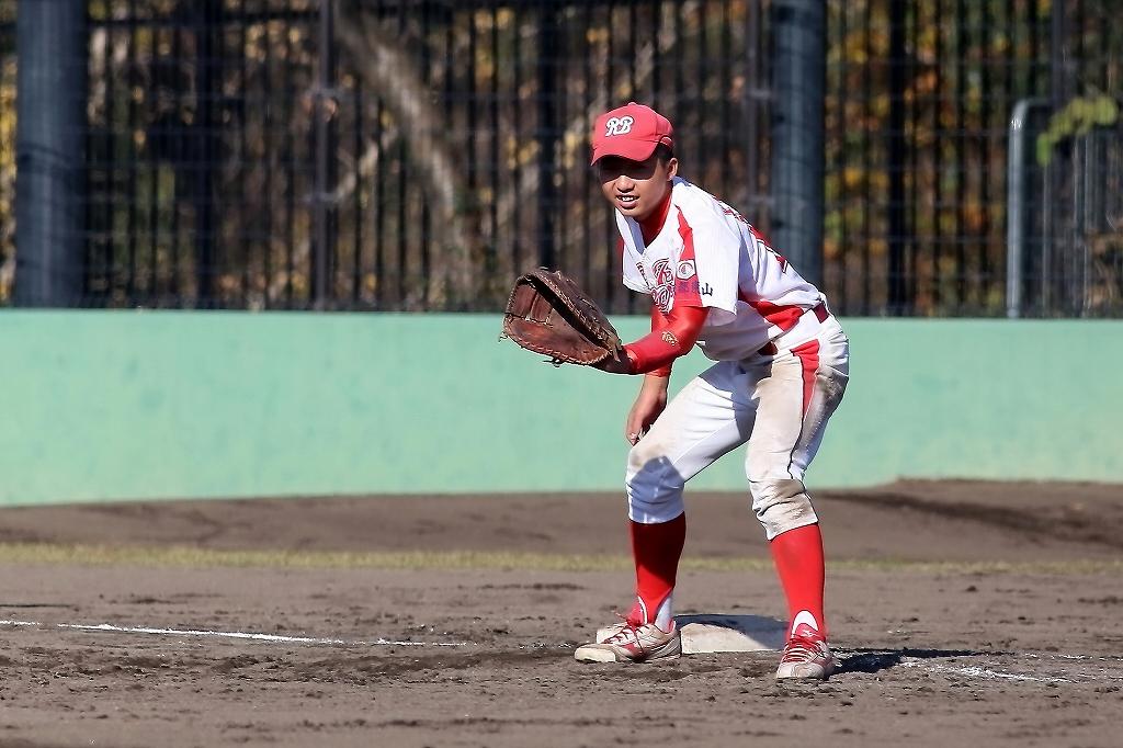 第1回日本少年野球マツダボール旗争奪3年生大会 東山ボーイズ_a0170082_944042.jpg