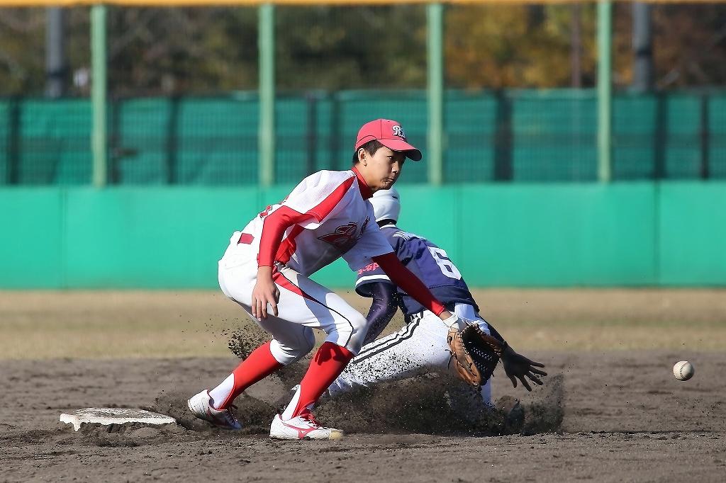 第1回日本少年野球マツダボール旗争奪3年生大会 東山ボーイズ_a0170082_944884.jpg
