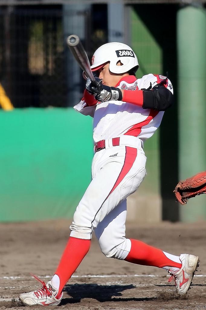 第1回日本少年野球マツダボール旗争奪3年生大会 東山ボーイズ_a0170082_953230.jpg