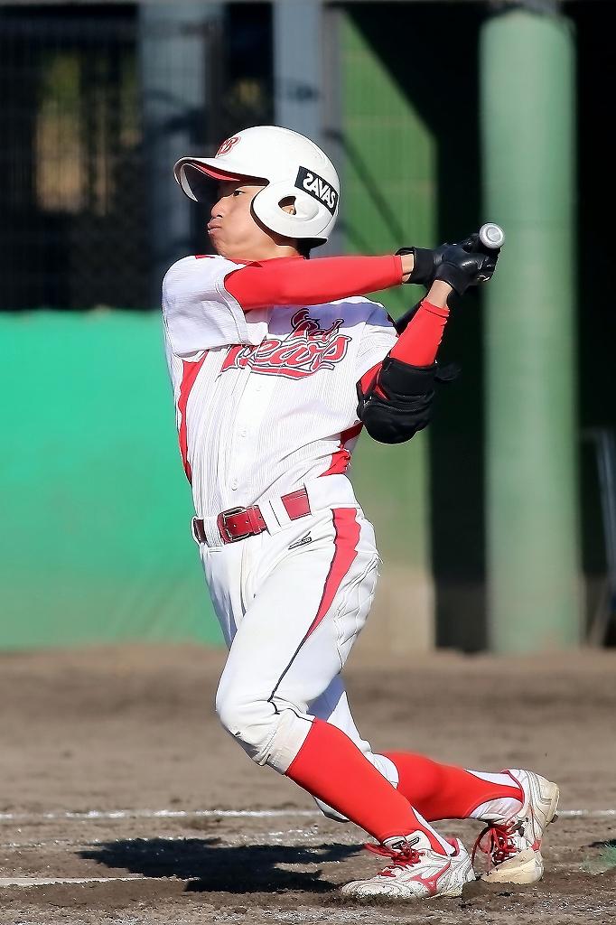第1回日本少年野球マツダボール旗争奪3年生大会 東山ボーイズ_a0170082_953841.jpg