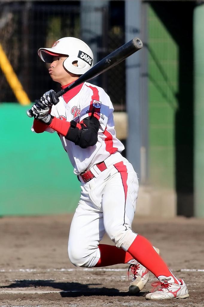 第1回日本少年野球マツダボール旗争奪3年生大会 東山ボーイズ_a0170082_954586.jpg