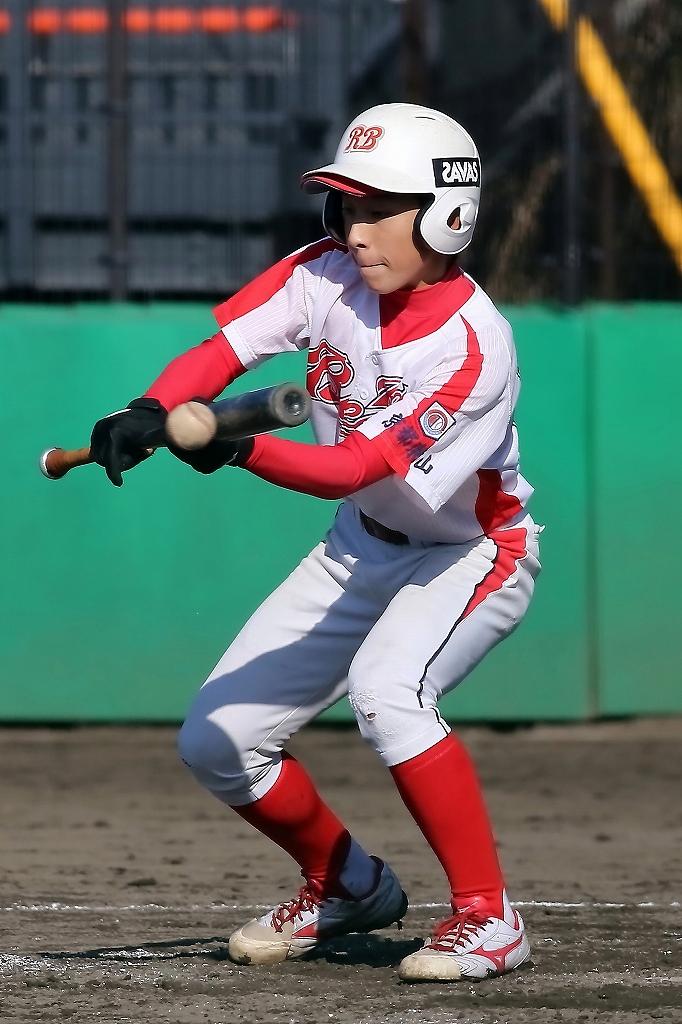 第1回日本少年野球マツダボール旗争奪3年生大会 東山ボーイズ_a0170082_961727.jpg