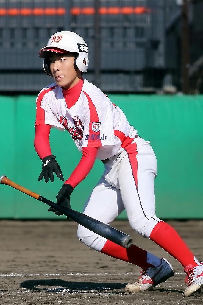 第1回日本少年野球マツダボール旗争奪3年生大会 東山ボーイズ_a0170082_962351.jpg