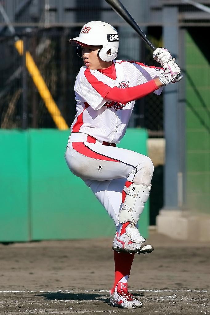 第1回日本少年野球マツダボール旗争奪3年生大会 東山ボーイズ_a0170082_963149.jpg