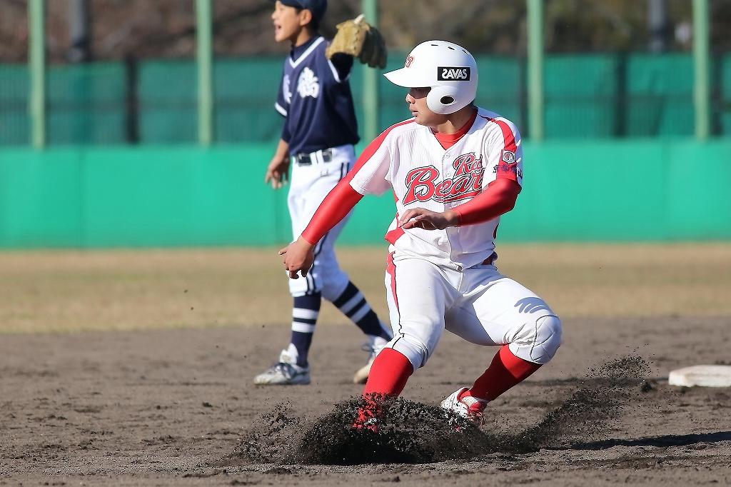 第1回日本少年野球マツダボール旗争奪3年生大会 東山ボーイズ_a0170082_96342.jpg