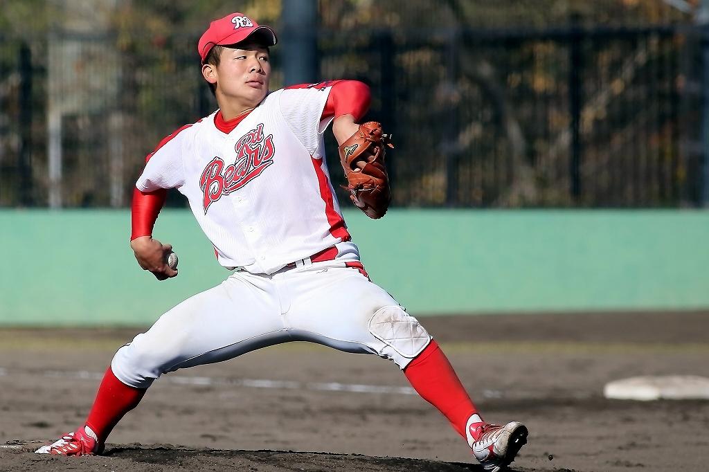 第1回日本少年野球マツダボール旗争奪3年生大会 東山ボーイズ_a0170082_98084.jpg