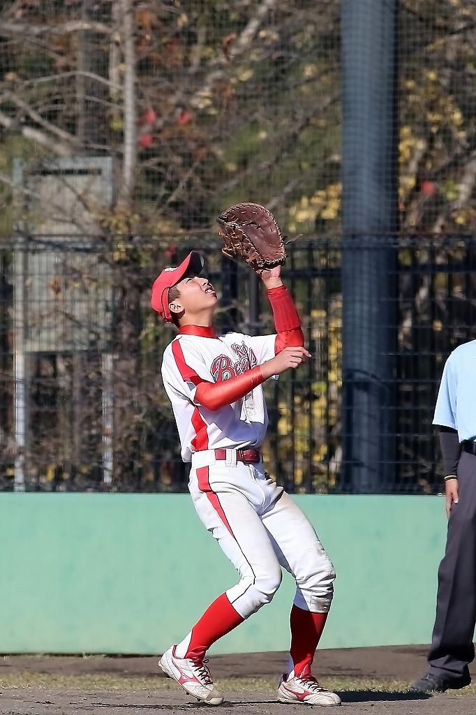 第1回日本少年野球マツダボール旗争奪3年生大会 東山ボーイズ_a0170082_983019.jpg